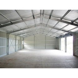 Construction Factory Shed
