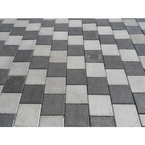 Rectangular Concrete Paver Block