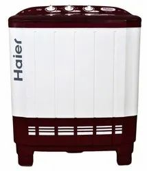 HTW65-1187 BO Capacity: 6.5 Kg Haier Washing Machine, White