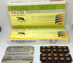 Palunil Tablet Proguanil HCL Tablets, 10's, Packaging Type: Blister
