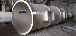 FRP Duct, Size: 100NB-1500NB