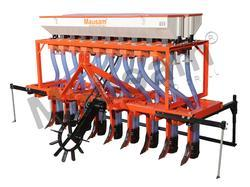 Spring Cultivator Seed Cum Fertilizer Drill