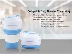 Silicone Rubbery Foldable Sipper
