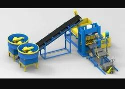 MS Fly Ash Bricks Making Machine