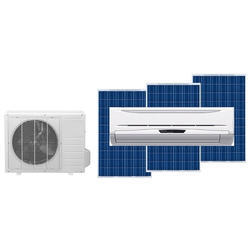 Solar AC 1 5 With AC DC Automatic Only 85000 Day Night, Rs