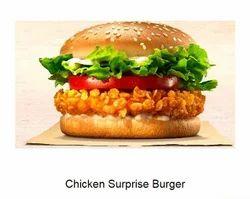 Chicken Surprise Burger