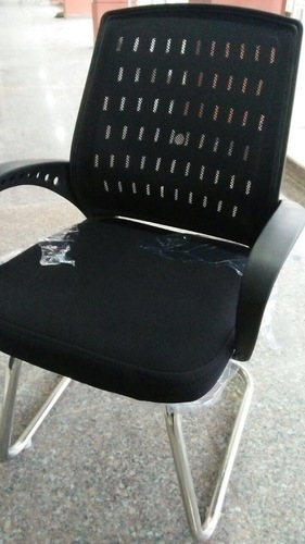 Visitor Chairs - Without Arm Visitor Chair Manufacturer from New Delhi