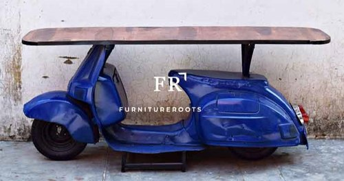 FurnitureRoots Multicolor Custom Made High Top Cocktail Tables