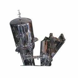 Sugar Syrup Filter Press