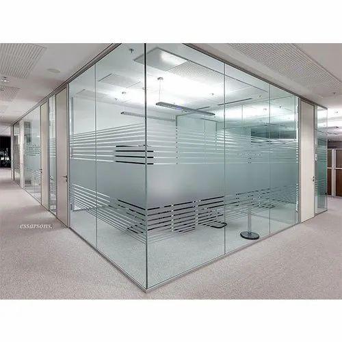 Frameless Toughened Glass