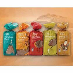 Printed BOPP Bread Packing Bag