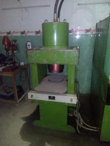 Hydraulic Coining Press 300 Ton