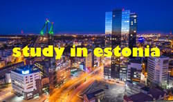 Study In Estonia Without Ielts