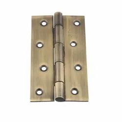 Brass Finish Antique Stainless Steel Hinge