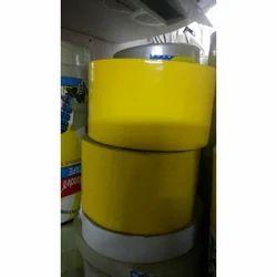 Box Yellow Self Adhesive BOPP Tape