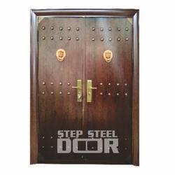 Steel Security Twin Door