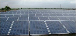5 MW Solar Power Plant