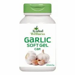 Garlic Soft Gel Capsule (For Common Cold)