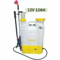 Knapsack Battery And Hand Operated Sprayer