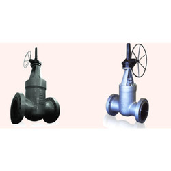Pressure Seal Wedge And Parallel Slide Gate Valves
