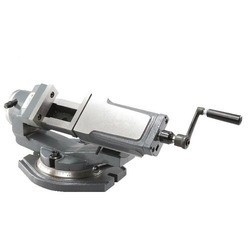 3 Way Hydraulic Machine Vise