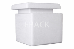 Thermocol Box for Medicine Packing