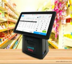 Nukkad Shops Aspire Pos Device, Warranty: 1 Year