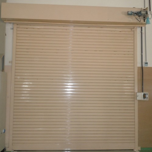 Single & three phase Available MS Rolling Shutter