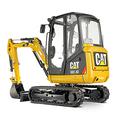 Cat 3024D Mini Hydraulic Excavator