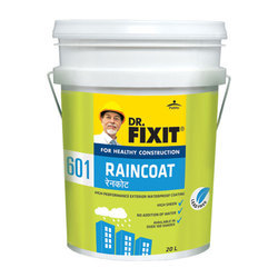 Dr. Fixit Raincoat Waterproofing Construction Chemical