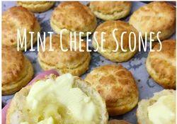Mini Cheese Scones