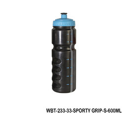 Sipper Bottle-SPORTY GRIP-600ml- WBT-233
