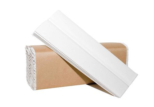 White Plain C Fold Paper Towel 3056dc539a8