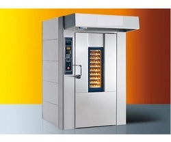 50 W Automatic Single Phase Rotary Baking Oven, Temperature : 300 Degree C