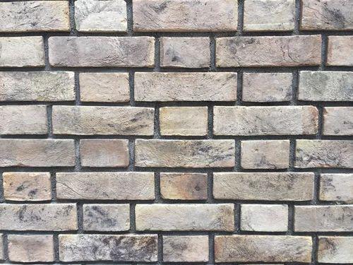 Colour Bricks क्ले ब्रिक चिकनी मिट्टी की ईंट Reb