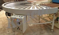 Curved Transfer Roller Conveyor