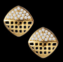 Graceful Charms Stud Earrings