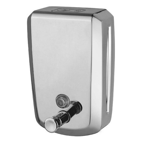 Hytech Brushed Stainless Steel Soap Dispenser Dimensionsize 115 X