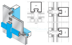 Curtain Wall Detailing Services - Silicon Info