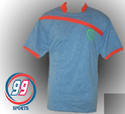 Sports Sky Blue T-shirt