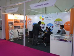 Shell Scheme Exhibition Stall