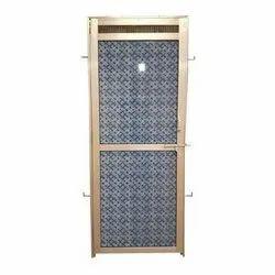 Aluminum Bathroom Door, Size/Dimension: 2.5 X 6 Feet, 3 X 6 Feet