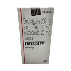 Tenofovir Alafenamide And Emtricitabine- Tafero Em Tablet