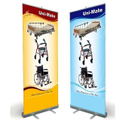 Aluminium Roll Up Standee