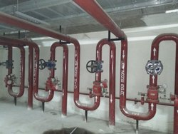 Fabrication Of Pump Room Alarm Manifold for Commercial