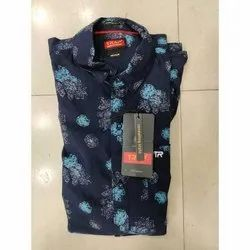 Party Wear Cotton Casual Shirt