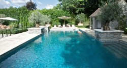 Outdoor Swimming Pool Construction Service