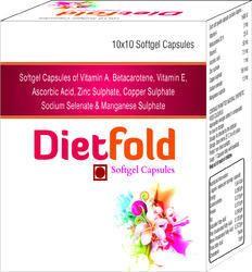 Vitamin A Betacarotene Vitamin E Ascorbic Acid Zinc Sulphate Copper Sulphate Sodium Selenate