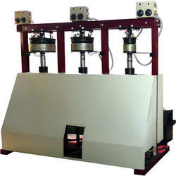 3 Die Areca Plate Making Machine
