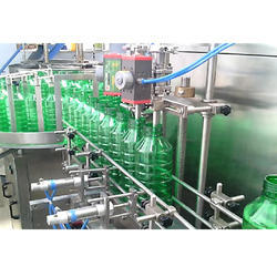 Servo Based Pesticides Liquid Filling Machine